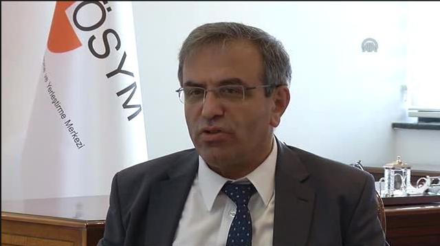 ÖSYM Başkanı Ömer Demir'den 2016 YGS soruları için kritik açıklama